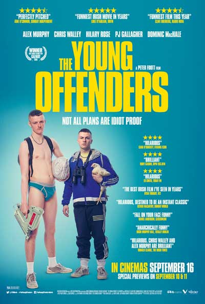 the young offenders film poster