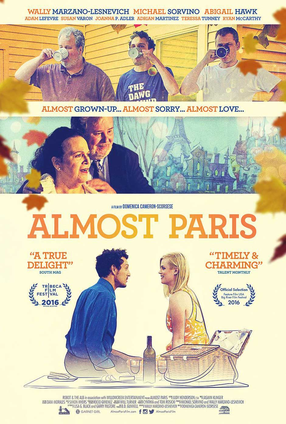 OU_7 Almost Paris,  Sales & Representation