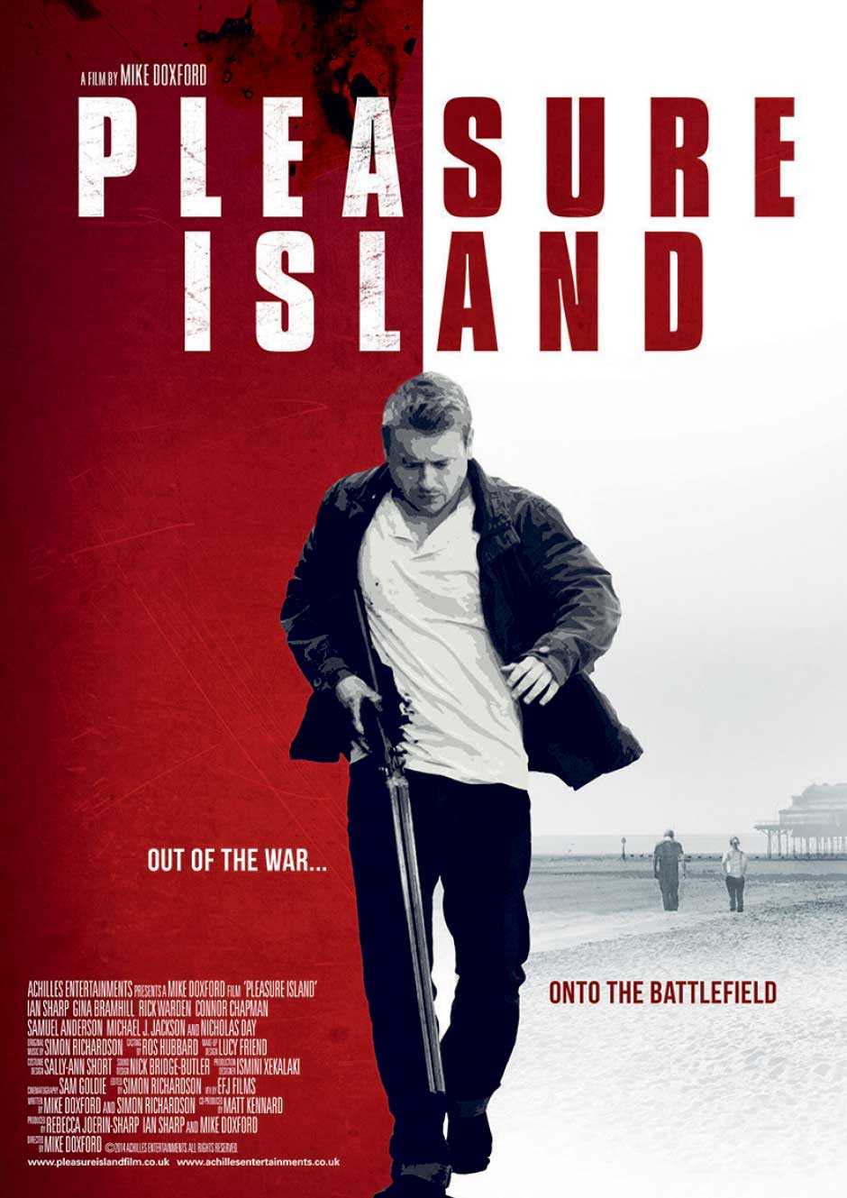 pi_4, Pleasure Island,  Sales & Representation
