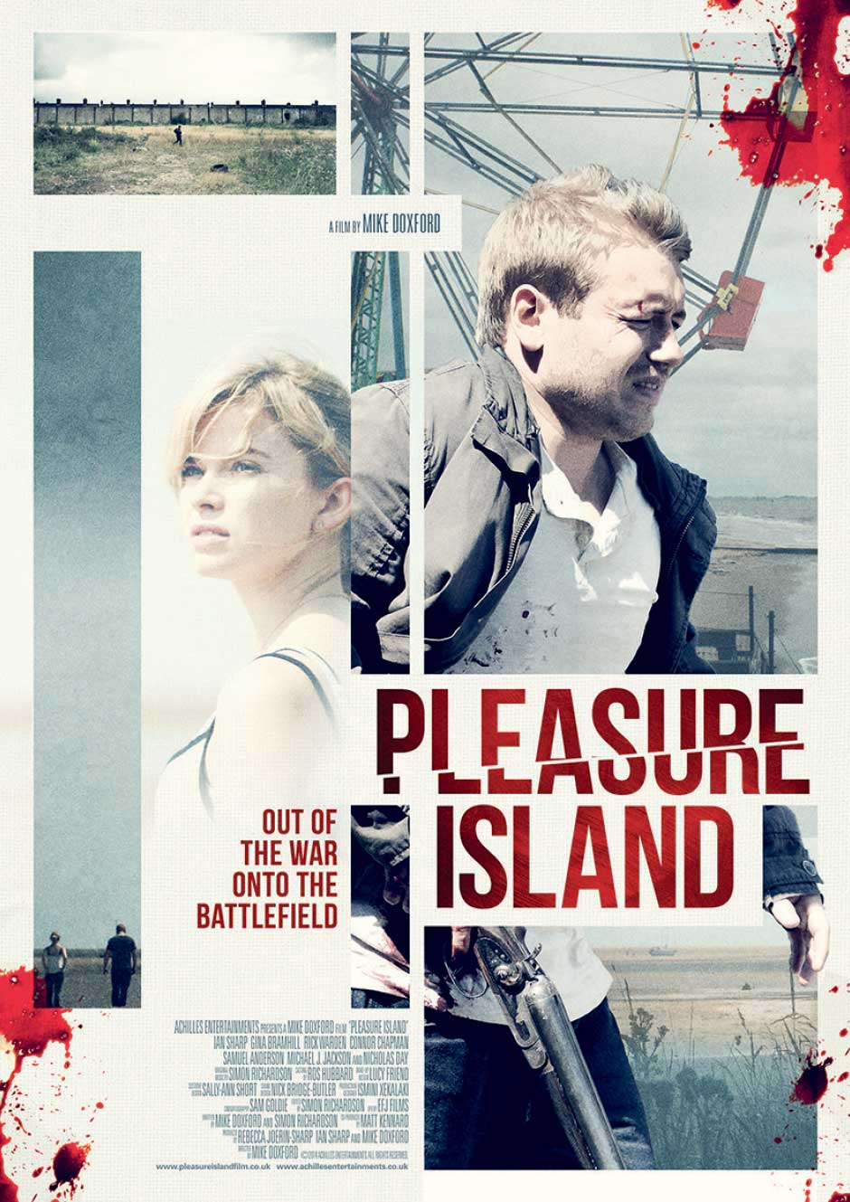 pi_5, Pleasure Island,  Sales & Representation