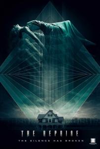 The Reprise poster design by C&C horror film Film Sale, film sales agent, film sales agent london, film sales representation
