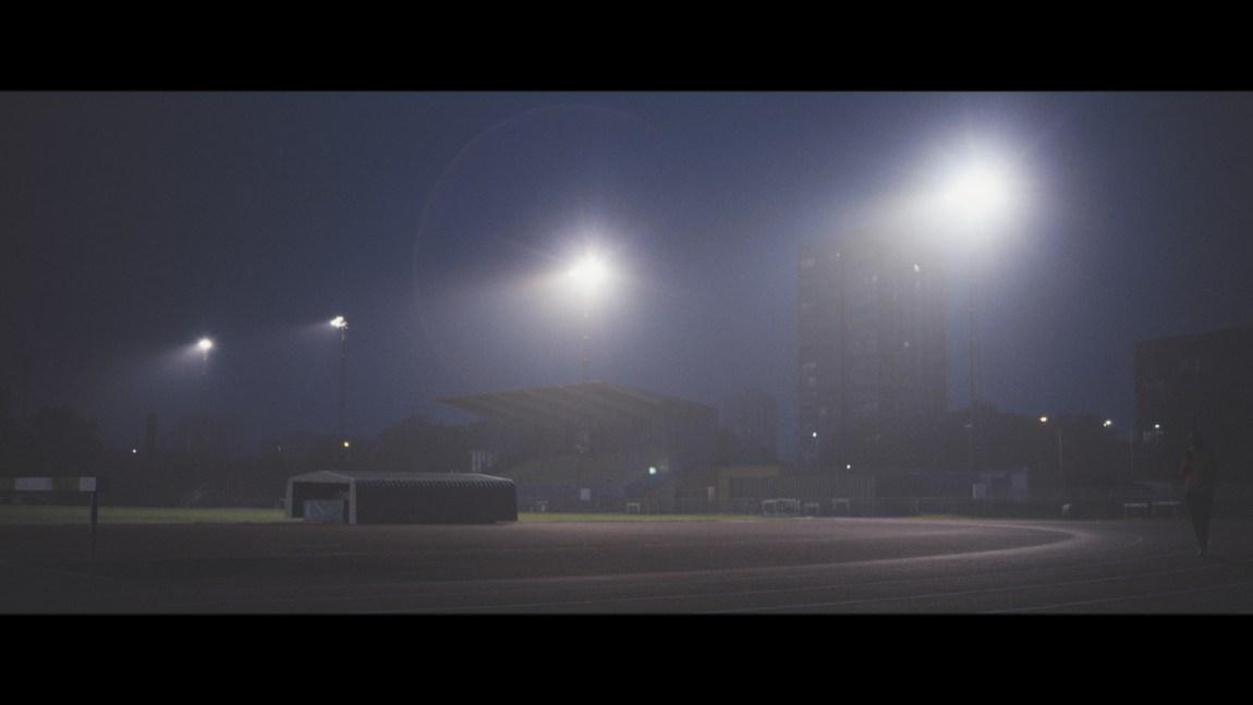The Runner Trailer design by C&C short film 2016