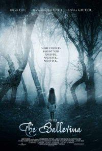 The Ballerina, Best Poster, Orlando Film Festival, C&C poster design, movie poster design, horror film poster design, horror movie poster design