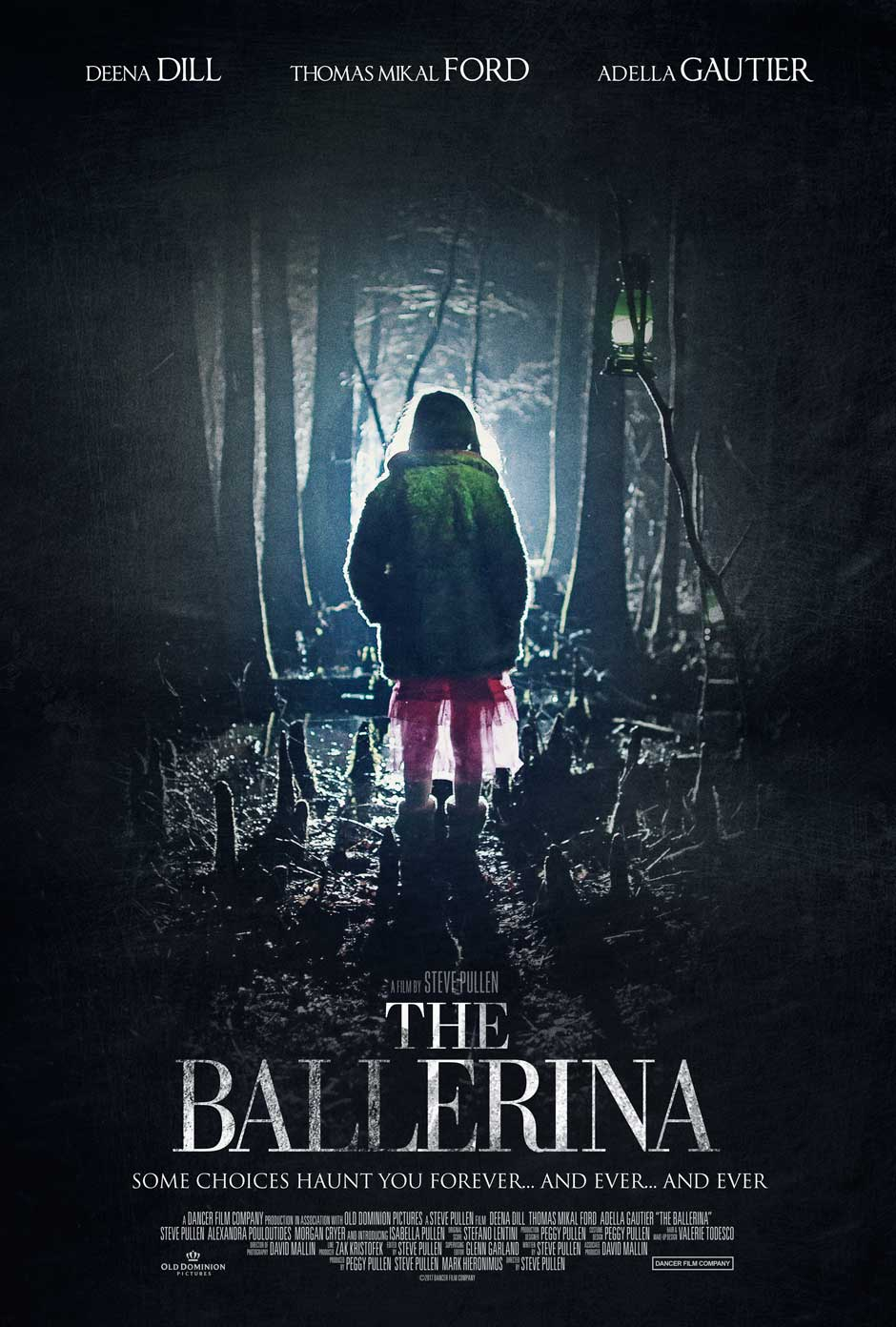 The Ballerina,  Sales & Representation