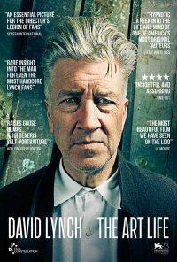 David Lynch The Art of Life poster, biography film poster, biography movie poster