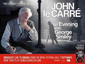 John Le Carré , John Le Carré poster, John Le Carré poster design,