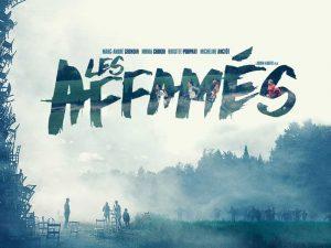 Les Affamés, Les Affamés film poster design by C&C Drama film sport 2017
