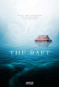 The Raft film poster, horror film poster, movie poster design