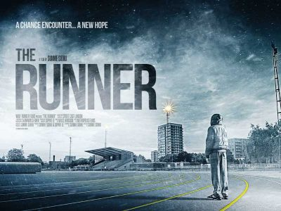 The Runner film poster , drama film poster