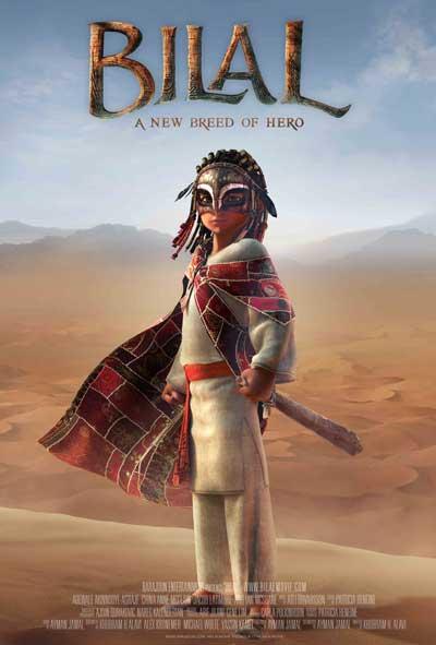 Bilal, film poster, movie poster, sales representation, film sales representation, movie sales representation