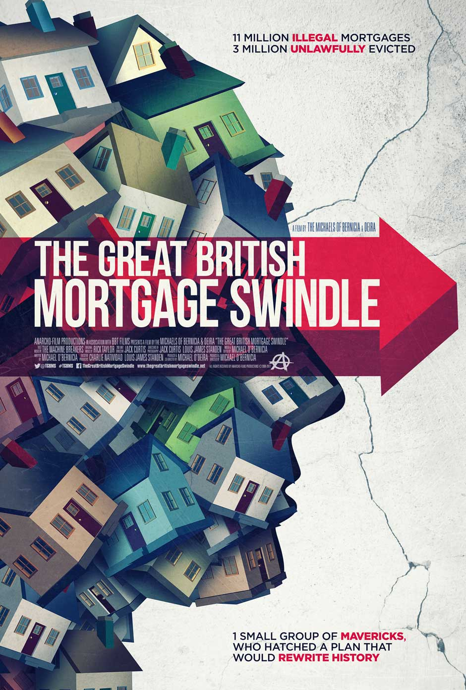 great british mortgage swindle, Sales & Representation