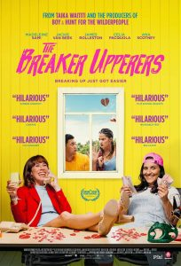Taika Waititi, The Breaker Upperers, The Breaker Upperers poster, film poster , movie poster, comedy movie poster, comedy poster