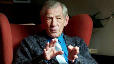 Sir Ian Murray McKellen CH CBE