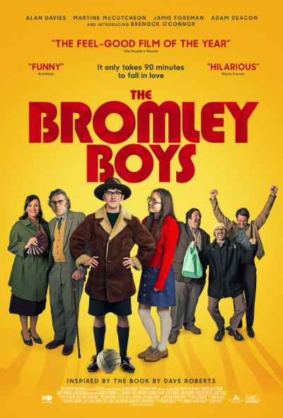 The Bromley Boys, film poster, movie poster, film poster design, movie poster design, drama poster, movie drama poster, film drama poster , 2018 , Martine McCutcheon, Alan Davies, Jamie Foreman