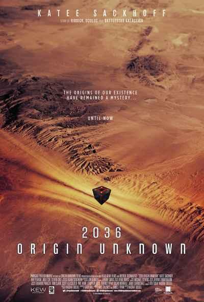 2036 Origin Unknown, movie poster, film poster, movie poster design, film poster design, Film Sales Representation, movie Sales Representation, sales pack