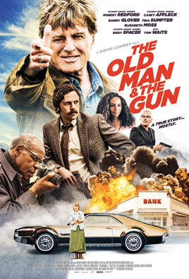 The Old Man and The Gun, film poster, movie poster, film poster design, movie poster design, drama poster, movie drama poster, film drama poster , 2018
