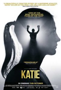 KATIE poster, feature film, poster design