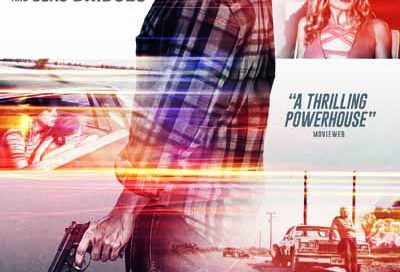 Galevston poster design, film poster design, movie poster design