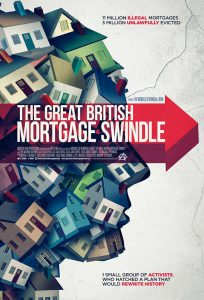 The great British Mortgage Swindle Poster, film poster, movie poster, design