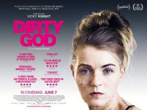 Dirty GOd , film poster design, movie poster design