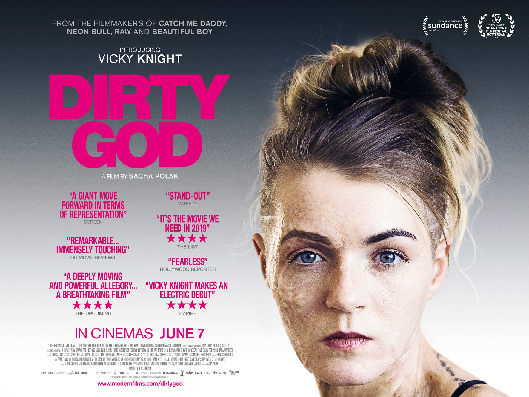 Dirty GOd , film poster design, movie poster design