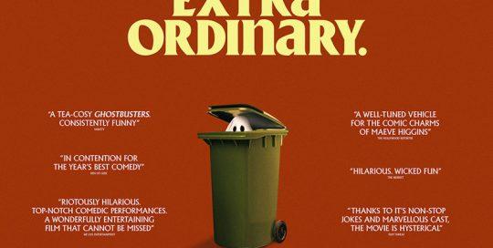 Extra ordinary quad poster